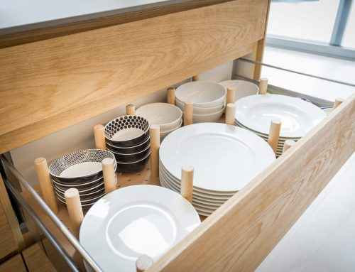 Different Types of Kitchen Cabinets Organizers