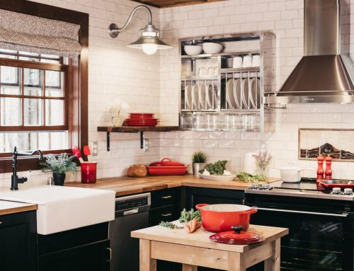 Implementing Black Kitchen Cabinets in Your Kitchen Design