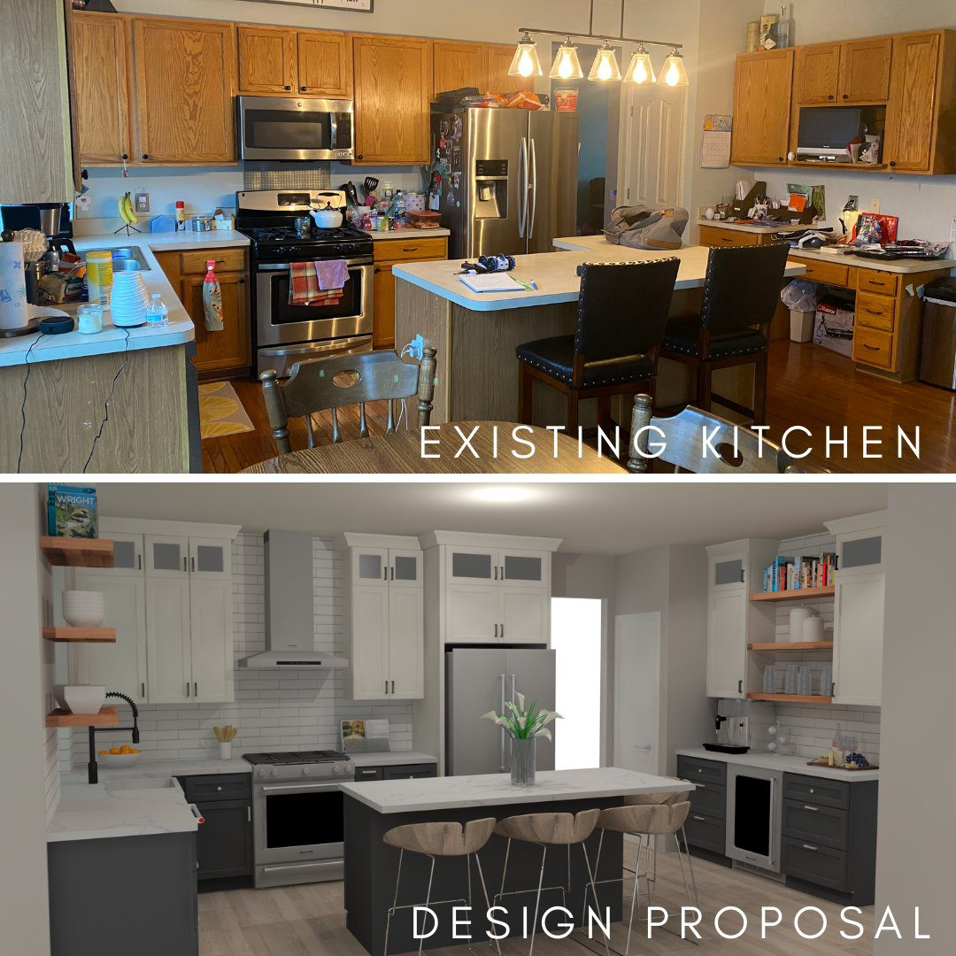 Kitchen Design Process - Lakewood