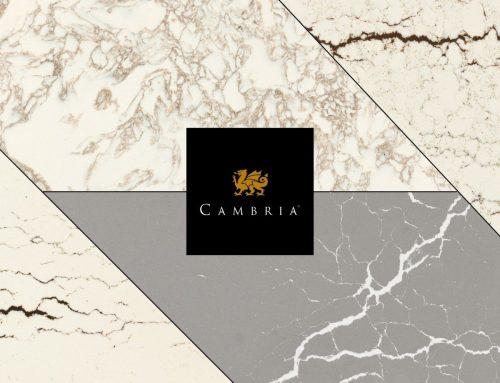 New Cambria Quartz Colors
