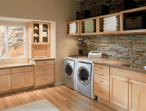 Laundry Room Remodeling Ideas: Improve Functionality, Design, or Storage!