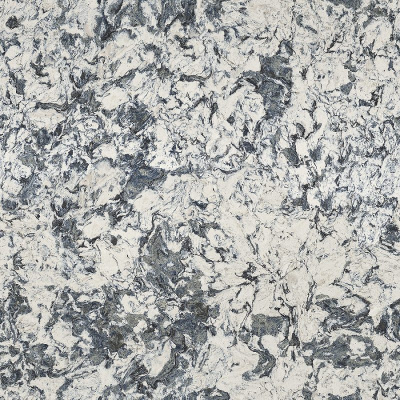 Blue Quartz Countertops - Mayfair