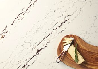 Notting Hill quartz from Cambria Surfaces