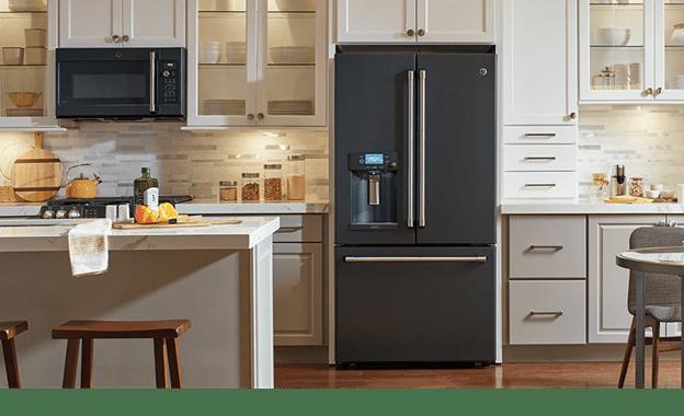 Microwave near fridge best for kitchen remodel