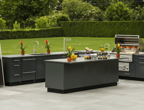Outdoor Kitchen Cabinets: Benefits and In-Home Uses