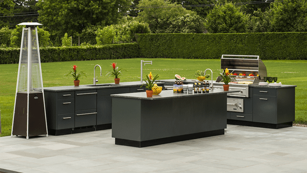 Outdoor kitchen ideas for your outdoor space and many landscape design
