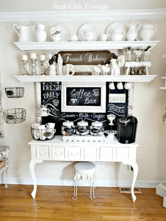 18 best home coffee bar ideas
