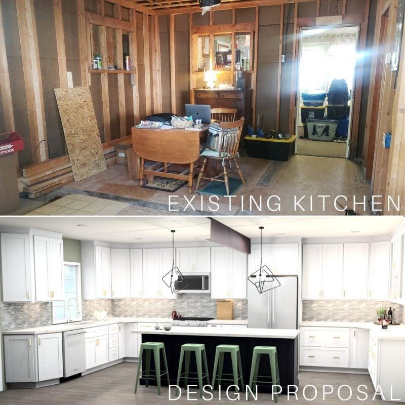 Kitchen Cabinets Lakewood