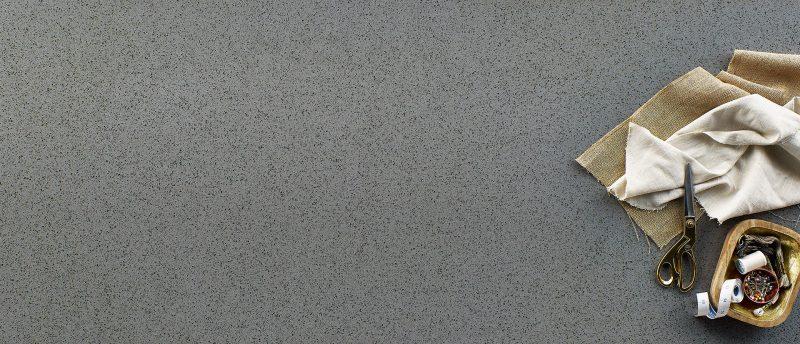 Iced Gray - Grey Quartz Countertops