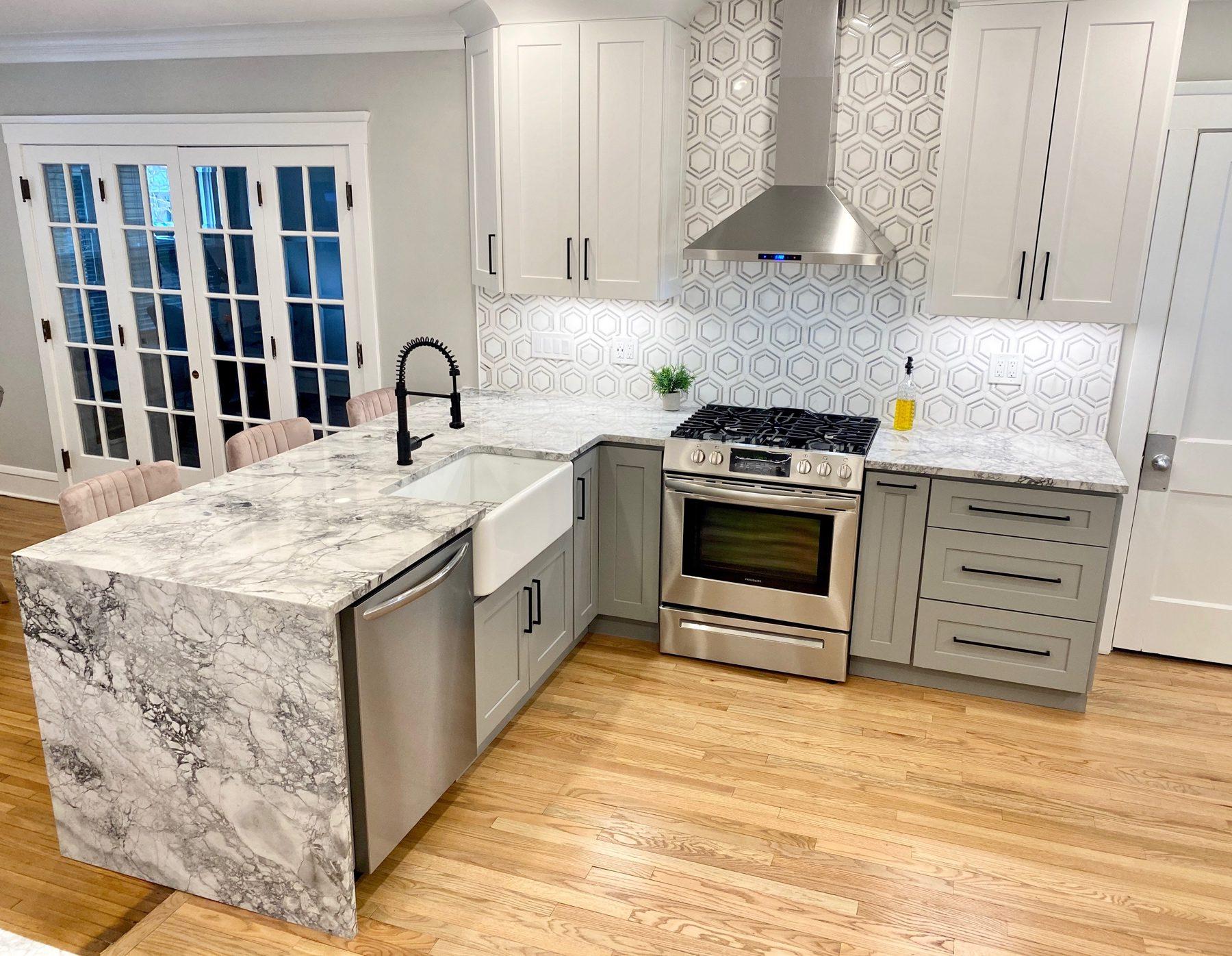 Lakewood Kitchen Remodel