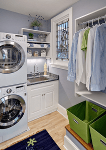Beautiful laundry room ideas imported onto this page
