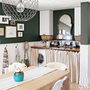 Editor gives best tips to remodel laundry room and cabinets