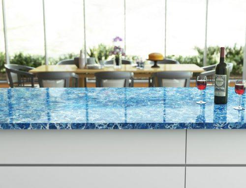 Blue Quartz Countertops – Cambria