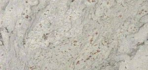 River White Granite countertop quartzite