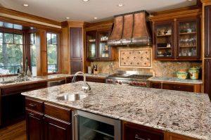 Granite countertops ranges in various colors like Bianco Antico Granite