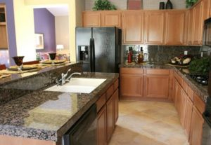 Baltic Brown Granite countertops cost is affordable