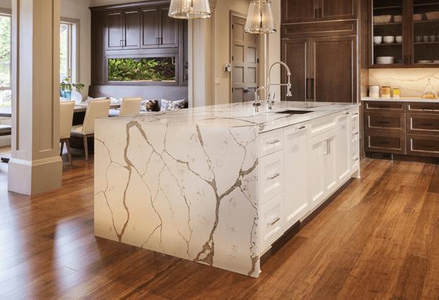 Corian Quartz surfaces and design options