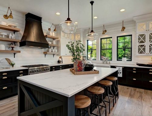 Modern Farmhouse Kitchen – A Guide To A Luxurious Look