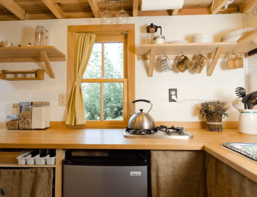 Tiny Home Cabinets – A Guide To Kitchen Cabinet Layout